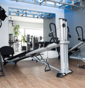 Neue Geraete Total Gym